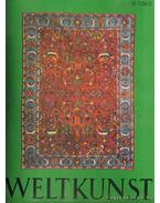 Weltkunst 1976. XLVI. Jahrgang 1-12. (fél évfolyam)
