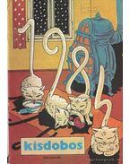 Kisdobos 1984. évfolyam (hiányos)