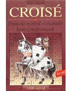 Croisé - Francia nyelvű szótanuló keresztrejtvények
