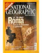 National Geographic Magyarország 2006. Október 10. szám