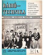 Rádiótechnika 1977. évfolyam (teljes)