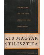 Kis magyar stilisztika