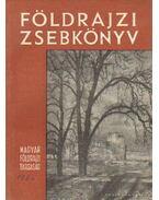 Földrajzi zsebkönyv 1960.