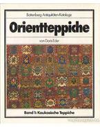 Orientteppiche Band 1: Kaukasische Teppiche