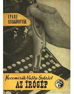 Az írógép