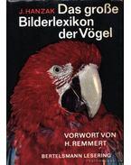 Das große Bilderlexikon der Vögel (A madarak nagy képes lexikona)
