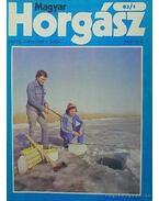 Magyar Horgász 1983. XXXVII. évfolyam (teljes) számonként