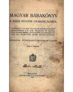 Magyar bábakönyv