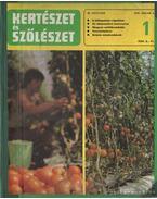 Kertészet és szőlészet 1979. január-június (28. évf.)