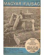 Magyar ifjúság 1974, XVIII. évfolyam október 4-december 27. (40-52. szám)
