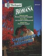 Összecsengő hangok - Nem leszek a játékszered - Felvétel indul ! 1995/6. Romana különszám