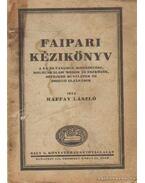 Faipari kézikönyv