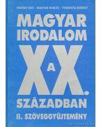 Magyar irodalom a XX. században II. szöveggyűjtemény