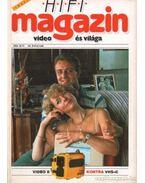 Hifi magazin video és világa 1987/1.