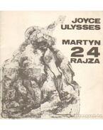 Joyce Ulysses kiállítás Martyn Ferenz 24 rajza