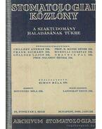 Stomatologiai közlöny 1939.