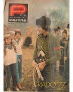 Pajtás 1977. november 33. szám