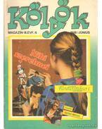 Kölyök magazin 1988. június
