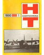 Haditechnika 1990. XXIV. évfolyam (Hiányos)