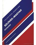 Szlovák - magyar kéziszótár