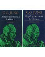 C. G. Jung alapfogalmainak lexikona I-II. kötet