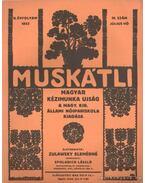 Muskátli 1933. július 10. szám