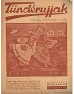 Tündérujjak 1943. április XIX. évf. 4. ( 216.)