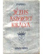Jézus a szeretet királya