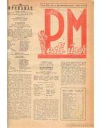 Pesti műsor 1968-69 (Töredék)