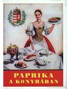Paprika a konyhában