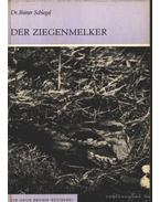 Der Ziegenmelker (Az európai lappantyú)