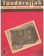 Tündérujjak 1938. március 155. szám - W. Bartha Emma (szerk.)
