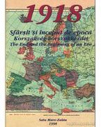 Korszakvég-korszakkezdet 1918
