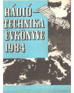 Rádiótechnika évkönyve 1984