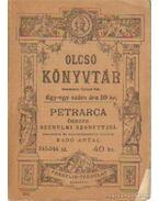 Petraraca összes szerelmi szonettjei