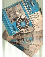 Rádiótechnika 1968. évfolyam (teljes)