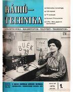 Rádiótechnika 1979. évfolyam (teljes)