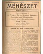 Méhészet 1944, 1946, 1947 (töredékek)