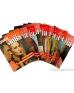 Júlia 131-140. füzet