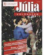 Tündéri házasságszerző - Őrzöm a lépteidet - Maszk nélkül 2002/5.Júlia különszám
