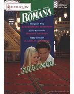 Szerződéses szerelem - Brianne báránya - A szultán asszonya 13.kötet. Romana különszám