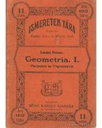 Geometria I.