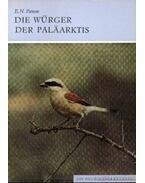 Die Würger der Palaarktis (A délvidék gébicsei!)