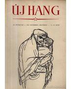 Új Hang 1954 III. évf. 11-12. szám