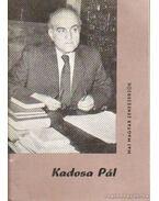 Kadosa Pál
