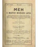 Méh 1939 (töredék), 1941 (egész évfolyam)
