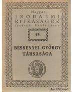 Bessenyei György társasága