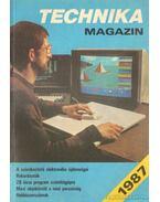 Technika Magazin 1987.