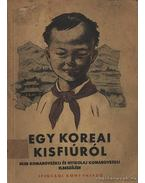 Egy koreai kisfiúról