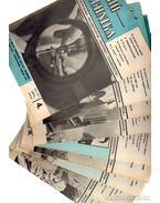 Rádiótechnika 1971. évfolyam (teljes)